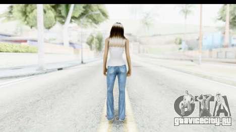 Silverblk White Top для GTA San Andreas третий скриншот