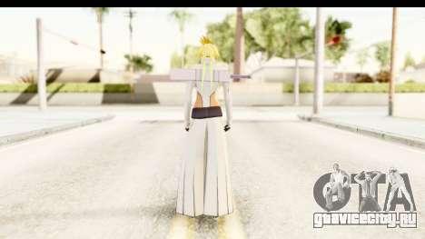 Bleach - Halibel для GTA San Andreas третий скриншот