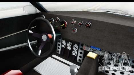 GTA 5 Lampadati Tropos Rallye для GTA San Andreas вид изнутри