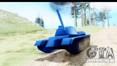 Tank M60 from Army Men: Serges Heroes 2 DC для GTA San Andreas вид справа