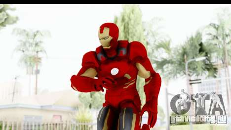 Marvel Heroes - Iron Man Mk7 для GTA San Andreas