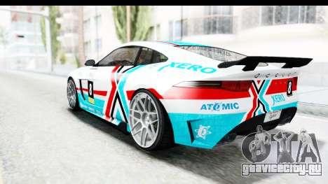 GTA 5 Ocelot Lynx IVF PJ для GTA San Andreas колёса