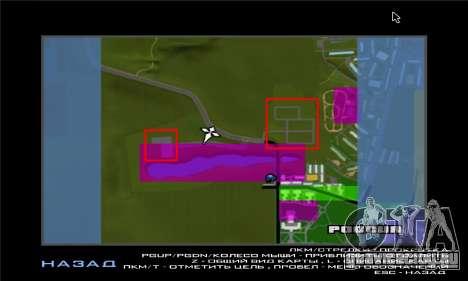 Новый район возле Арзамаса для GTA San Andreas
