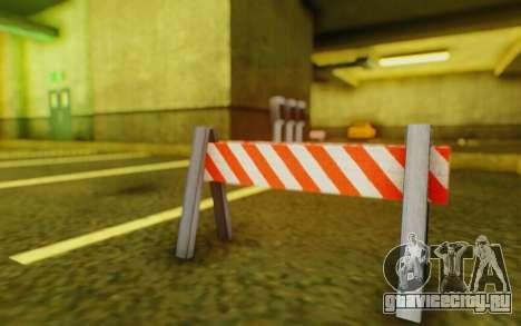 More Details In Map Of San Fierro v0.1 для GTA San Andreas шестой скриншот