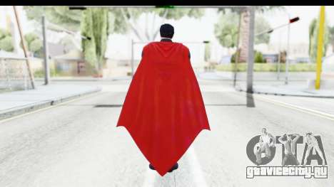 Injustice Gods Among - Superman Earth 2 для GTA San Andreas третий скриншот
