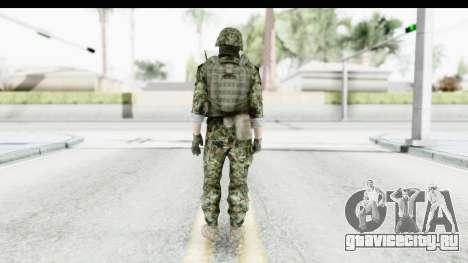 Global Warfare Balkan для GTA San Andreas третий скриншот