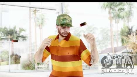 Skin Male Random 3 GTA Online для GTA San Andreas