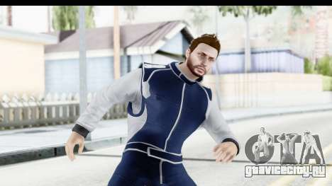 GTA 5 Online Cunning Stunts Skin 4 для GTA San Andreas