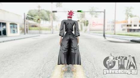 Bleach - Renji для GTA San Andreas третий скриншот
