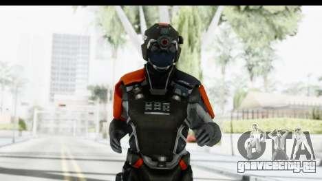 Homefront The Revolution - KPA v5 Captain для GTA San Andreas