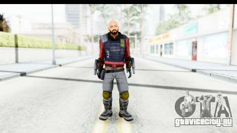 Deadshot (Will Smith) для GTA San Andreas второй скриншот