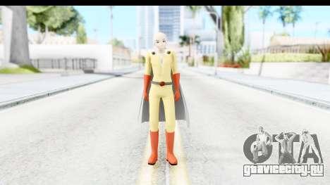 Saitama для GTA San Andreas второй скриншот