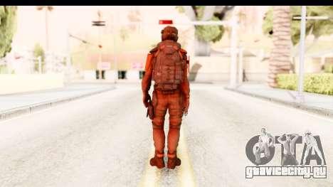 Homefront The Revolution - KPA v1 Red для GTA San Andreas третий скриншот