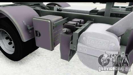 Tatra Phoenix Agro Truck v1.0 для GTA San Andreas вид изнутри