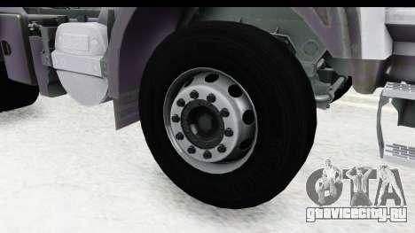 Tatra Phoenix Agro Truck v1.0 для GTA San Andreas вид сзади