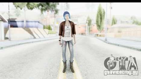 Life Is Stange Episode 3 - Chloe Jacket для GTA San Andreas второй скриншот