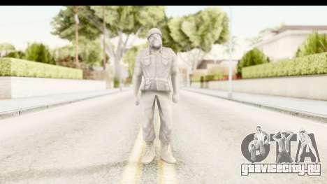 ArmyMen: Serge Heroes 2 - Man v1 для GTA San Andreas второй скриншот