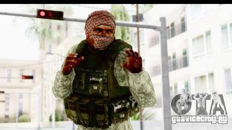 Global Warfare Arab для GTA San Andreas