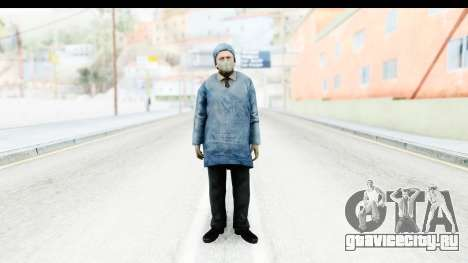 Silent Hill Downpour - Doctor для GTA San Andreas второй скриншот