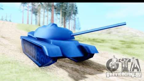 Tank M60 from Army Men: Serges Heroes 2 DC для GTA San Andreas