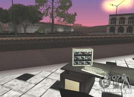 Автосалон Grotti в Сан-Фиерро для GTA San Andreas второй скриншот