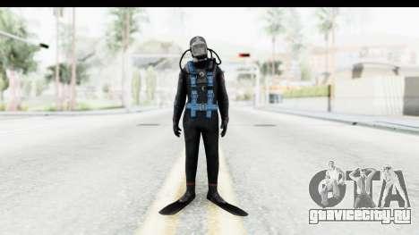 Silent Hill Downpour - Diver для GTA San Andreas второй скриншот