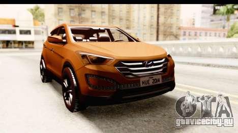 Hyundai Santa Fé 2015 для GTA San Andreas
