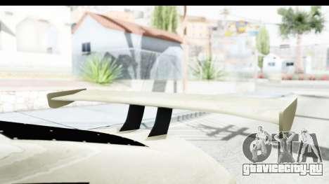 GTA 5 Emperor ETR1 IVF для GTA San Andreas вид изнутри