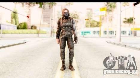 Marvel Future Fight - Winter Soldier для GTA San Andreas второй скриншот