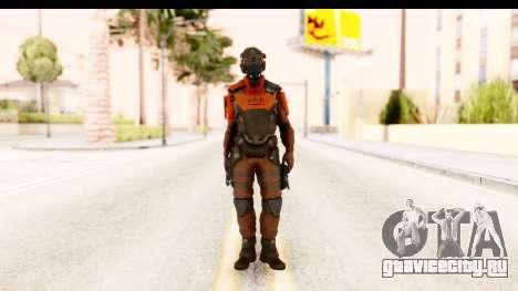 Homefront The Revolution - KPA v1 Red для GTA San Andreas второй скриншот