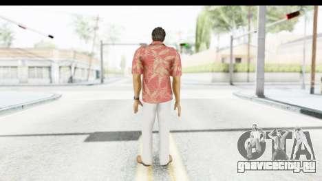 Yakuza 5 Kazuma Kiryu Okinawa для GTA San Andreas третий скриншот