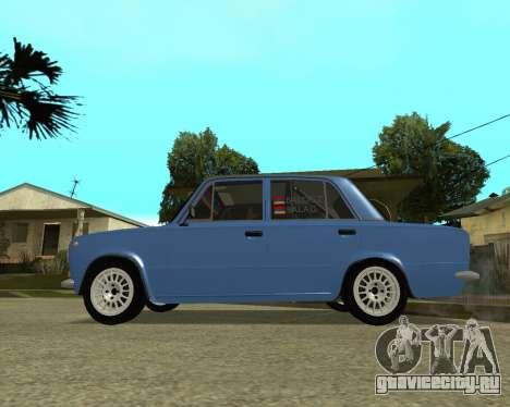 ВАЗ 2101 Армения для GTA San Andreas вид справа