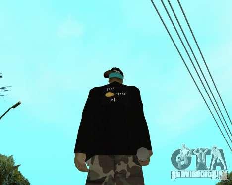 Armenian Skin для GTA San Andreas четвёртый скриншот