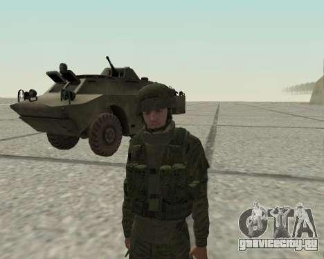 Пак бойцов ВДВ для GTA San Andreas второй скриншот