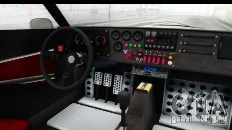 GTA 5 Lampadati Tropos IVF для GTA San Andreas вид изнутри