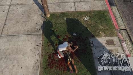 Extreme Blood 0.1 для GTA 5 восьмой скриншот