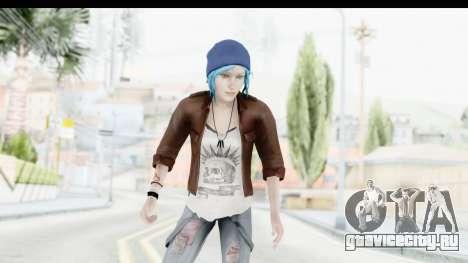 Life Is Stange Episode 3 - Chloe Jacket для GTA San Andreas