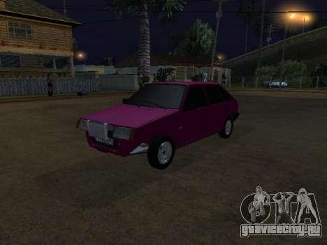 VAZ 2109 для GTA San Andreas