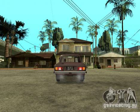 ЗАЗ 968М Армения для GTA San Andreas вид слева