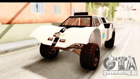 GTA 5 Desert Raid IVF PJ для GTA San Andreas вид снизу