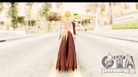 Bleach - Ichigo S для GTA San Andreas третий скриншот