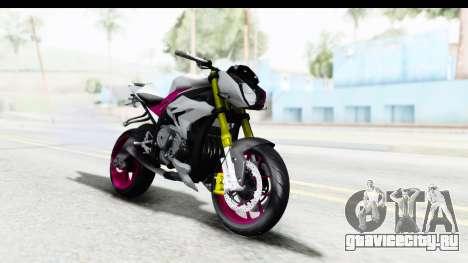 BMW S1000R NICC для GTA San Andreas вид справа