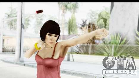 Sandra SD для GTA San Andreas