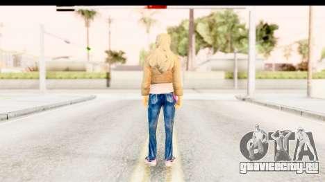 Girl from 90s для GTA San Andreas третий скриншот