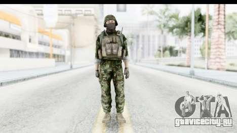 Global Warfare Balkan для GTA San Andreas второй скриншот