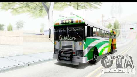 Ruta 135 для GTA San Andreas