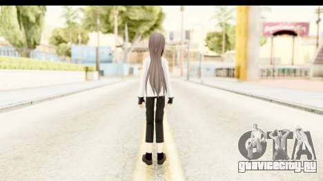 Sword Art Online II - Kirito для GTA San Andreas третий скриншот