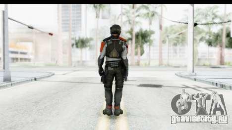 Homefront The Revolution - KPA v4 Captain для GTA San Andreas третий скриншот