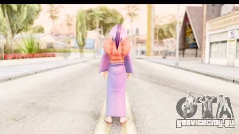 Kamiya v2 для GTA San Andreas третий скриншот