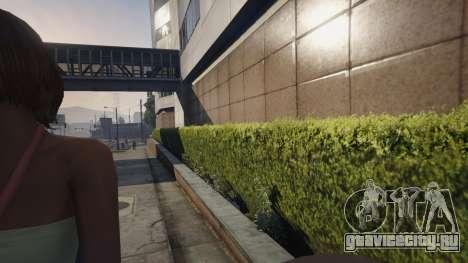 Extreme Blood 0.1 для GTA 5